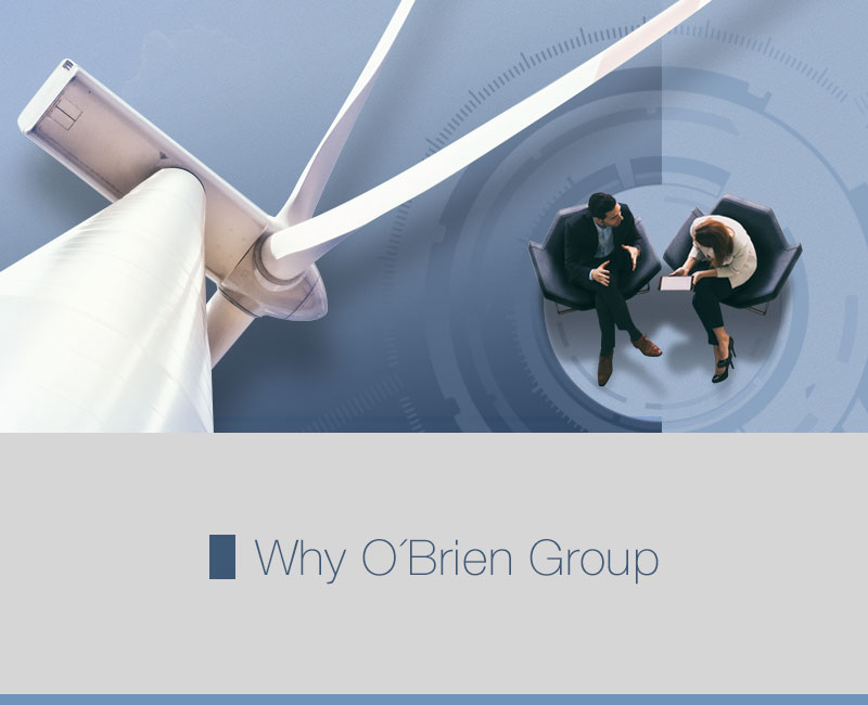 Why O'Brien Group